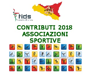 Contributi Regionali 2018
